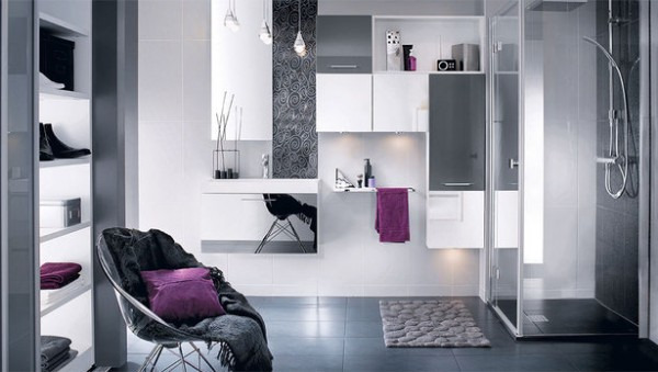 conseils pour am nager sa salle de bain. Black Bedroom Furniture Sets. Home Design Ideas