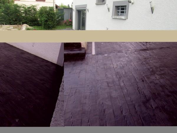 beton-empreinte-bois-noir