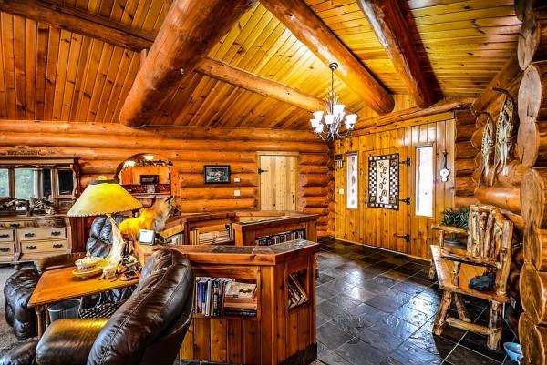 Astuces pour d corer sa maison en bois - Astuce pour decorer sa maison ...
