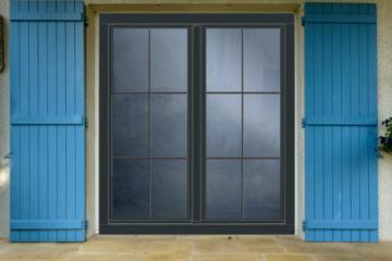 fenêtre-gris-anthracite-bois