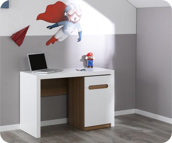 Intégrer un petit bureau dans la chambre d un enfant