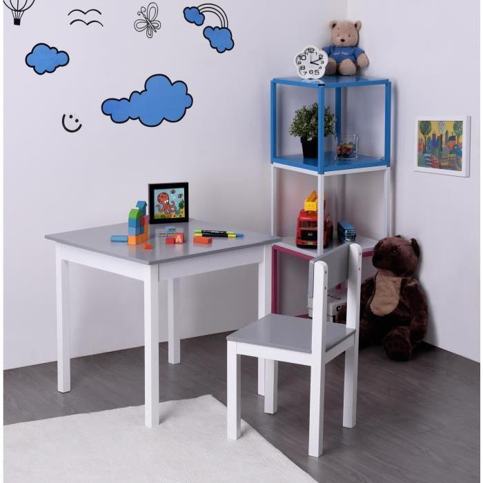 un bureau enfant dans un petit espace. Black Bedroom Furniture Sets. Home Design Ideas