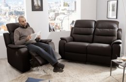 Fauteuil assise relax