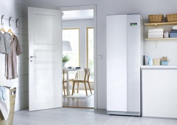 Le fonctionnement d 39 une pompe chaleur - Comment fonctionne un refrigerateur ...