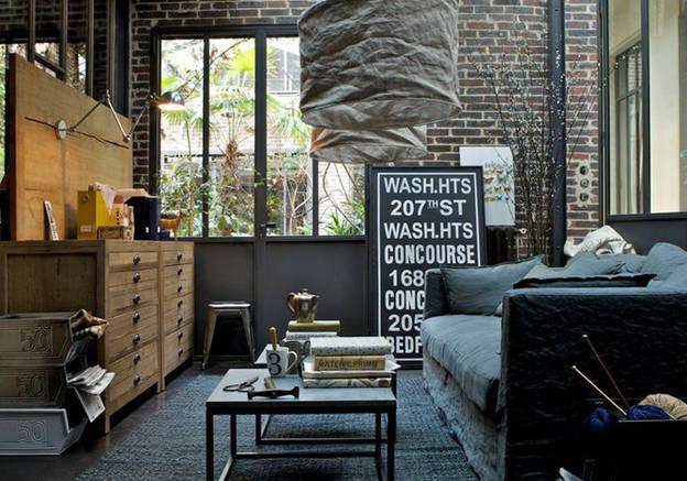 meuble industriel