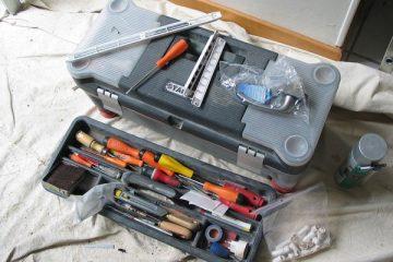 Les équipements indispensables pour la réalisation des travaux à la maison