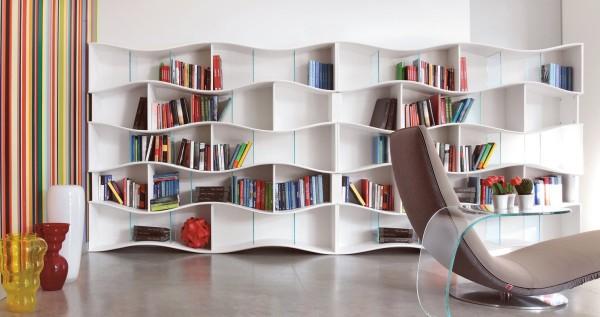 bookcase-murale