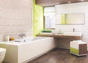 salle-bain-beige-bois-carrelage-3D-déco-vert-anis-herbe