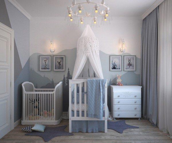 Tout pour la chambre de bébé
