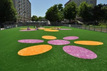 pelouse arficielle
