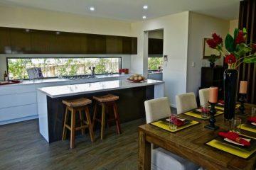 Créer une cuisine chaleureuse