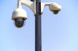 Des caméras de surveillance