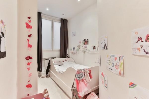 une chambre d'enfant