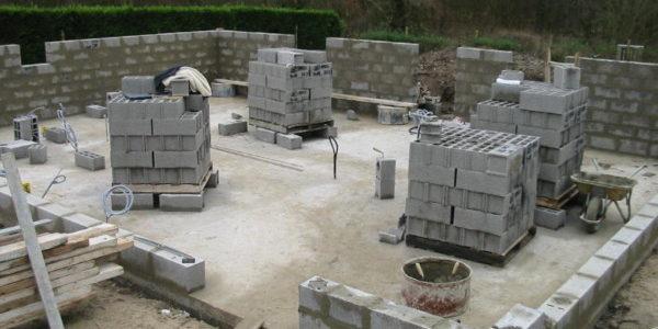Fondation maison
