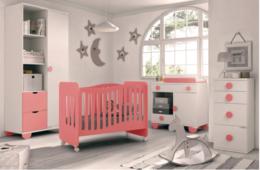 chambre d'un bébé