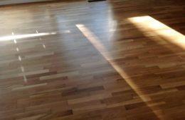 planchers de bois franc