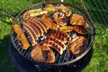 Conseils pour aménager un coin barbecue dans son jardin
