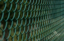 clôture en grillage