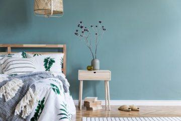 décorer la chambre à coucher