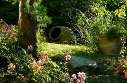 jardin minéral
