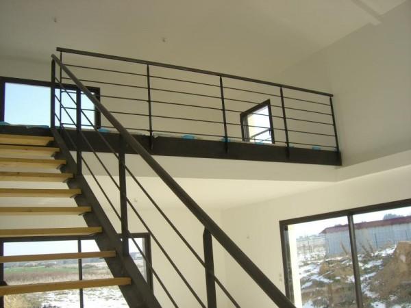 Escalier Et Rampe M Tallique Comment L Adopter Chez Soi