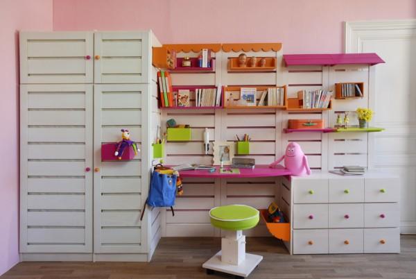 décorer bureau enfant