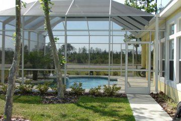 image Un auvent pour se protéger du soleil sur la terrasse