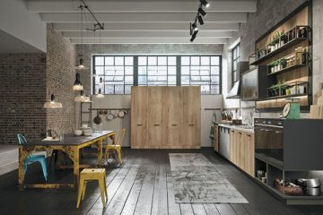 Décoration des meubles de cuisine