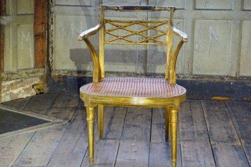 meubles ancien -chaise
