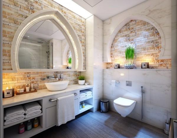 Salle de bains : idées d\'objets déco incontournables à avoir
