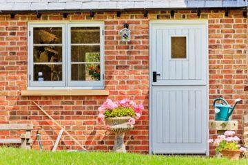 cottage-door-and-window