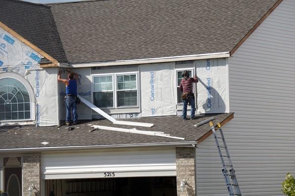 ravaler la façade de votre maison